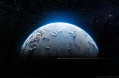 Planet 1092018 by MackSztaba