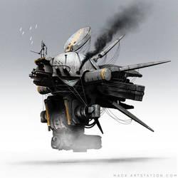 Robot-Mobile-Home-3 by MackSztaba