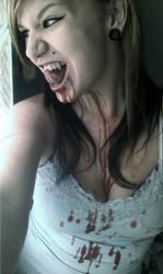 Vampire by EnvyOfTheNight