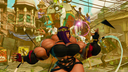 Menat Muscle Stage 2 by Ripped-Pixels