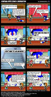 StarTeam Comics 1 by gameboyhero