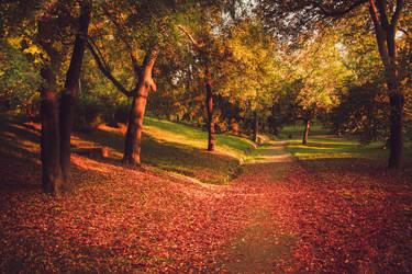 Path II by AleksaPrudnikov