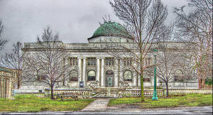 Flower Memorial Library, Watertown, NY by Lectrichead