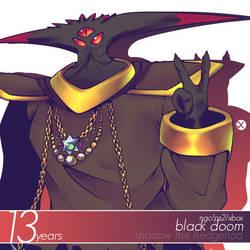 13 years of Black Doom by SpeendlexMK2