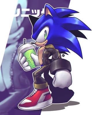 Style of Sonic by SpeendlexMK2