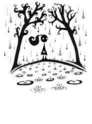 Rainy Day by Leochicken