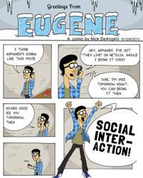GFE 61-Social Interaction by Leochicken