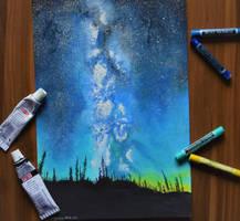 Galaxy :3 by klaudika1013