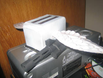 Flying Battle Toaster oven by Arbiter-dstryr-reach