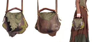 Herb Gatherers Bag by Marcusstratus
