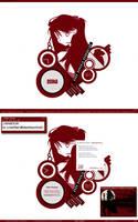 Maroon by crashtestdesign