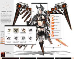 Liquid Orange by crashtestdesign