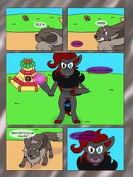 Rune vs Gamma vs Milo pg3 by Marxwul
