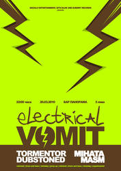 electrical VOMIT by daffonso