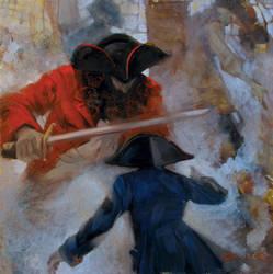 Blackbeard by SterlingHundley