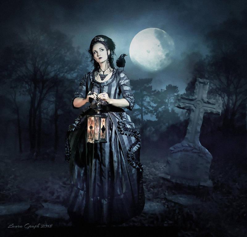 Princesse de la nuit by Laura-Graph