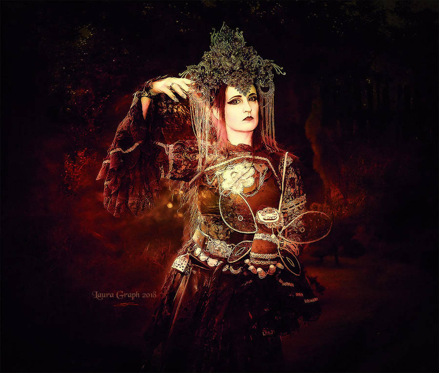Fantasy gothic by Laura-Graph
