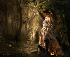 Halloween_ by Laura-Graph