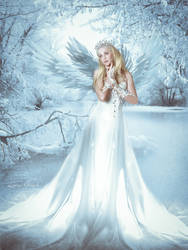 La reine des neiges by Laura-Graph