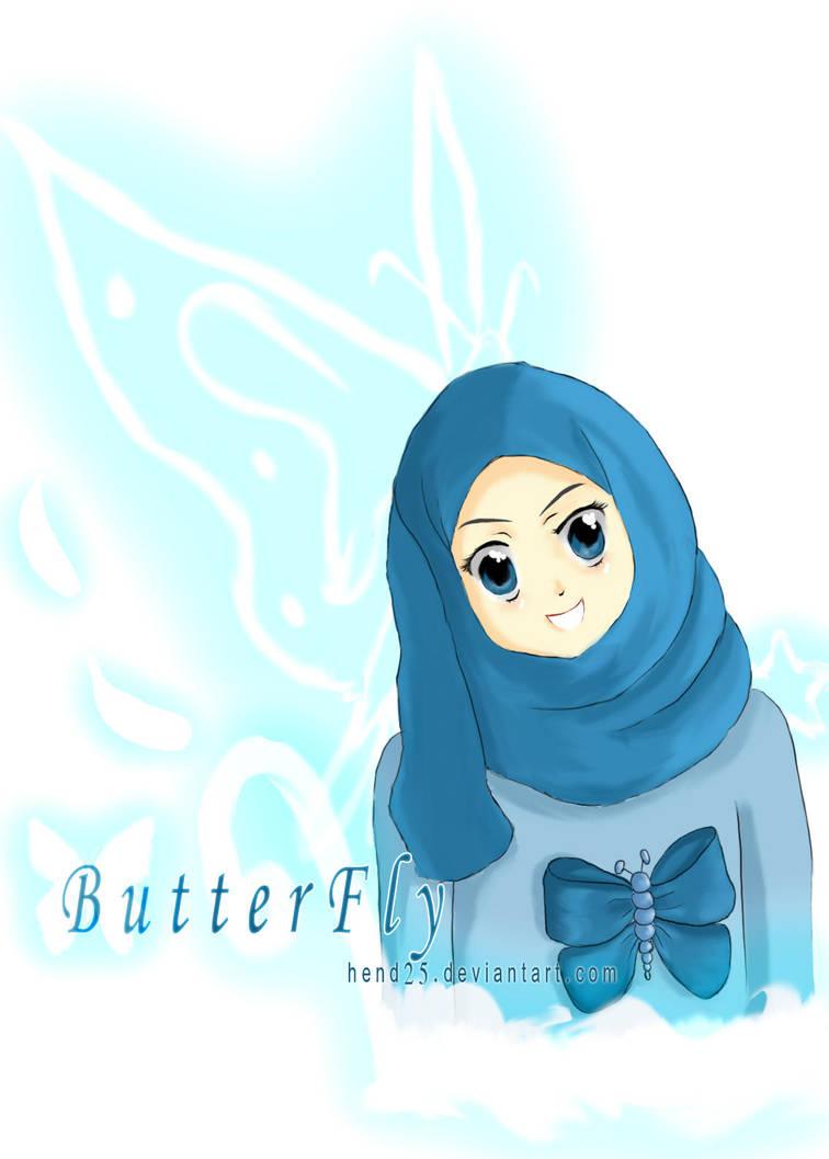 ButterFly by Hend25