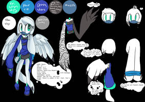 REF::Rayne.The.Water.Phoenix. by Rayne-Is-Butts