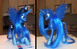 MLP:Custom Luna: by Rayne-Is-Butts