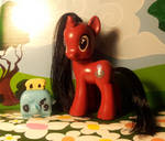 MLP.Custom: Toaster the evil toaster of toast by Rayne-Is-Butts