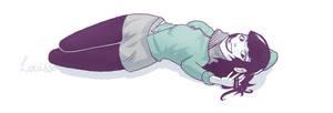 purple satisfaction by steinlo