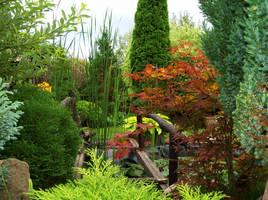 Hedear's garden 2 by Abrimaal