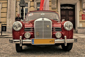 Mercedes Benz 180D W120 1954 03 by Abrimaal