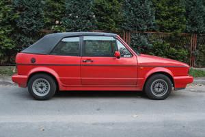 VW Golf I Cabrio by Abrimaal
