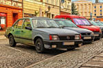 Ascona C and Vectra B by Abrimaal
