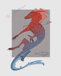 #3 free sketch by Tonneya-hey