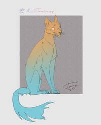 #5 free sketch by Tonneya-hey