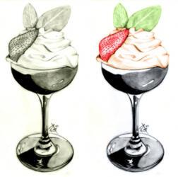 Dessert by bowsprit