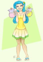 Sweet Lemonade by Dasutobani