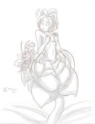 30 DMGC 7 - Plant Girl by Dasutobani