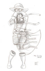 30 DMGC 21 - Invisible Woman by Dasutobani