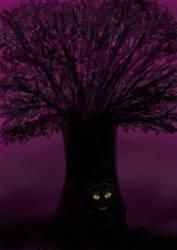 Tree Monster by Dasutobani