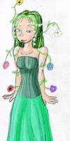 FSC 6 - Green Nymph by Dasutobani