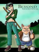 Jade and Peyj by Dasutobani