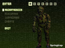 Springtrap Full Body by qunsmoke