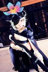 Fremy Speeddraw: Saint of Gunpowder cosplay by kuricurry