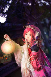 Maki-nishikino-cosplay by kuricurry