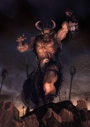 Barbarian by SilviuSadoschi