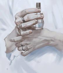 Handstudy2 by SilviuSadoschi