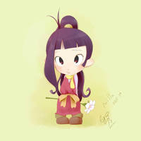 [5D] Milla (age.10) by minomiyabi