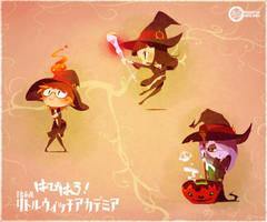 Happy Halloween ! (fan art) by minomiyabi