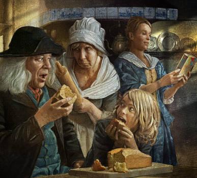 Baker by JasperHolland