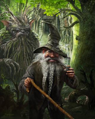 Deep Forrest by JasperHolland